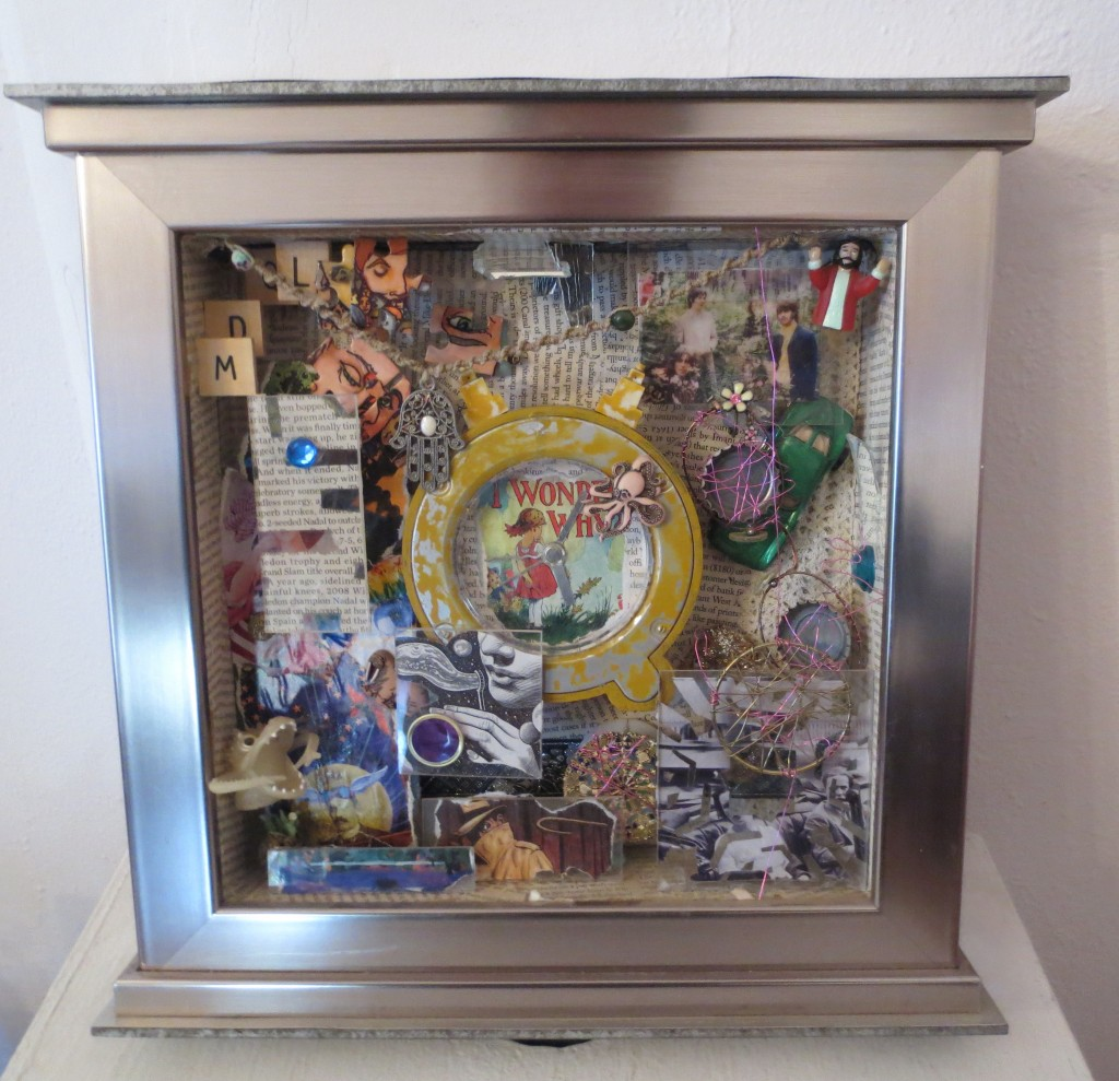 Time Shadow Box by Grace Rhyne