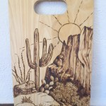 Wood Burning by Gayle Swanbeck