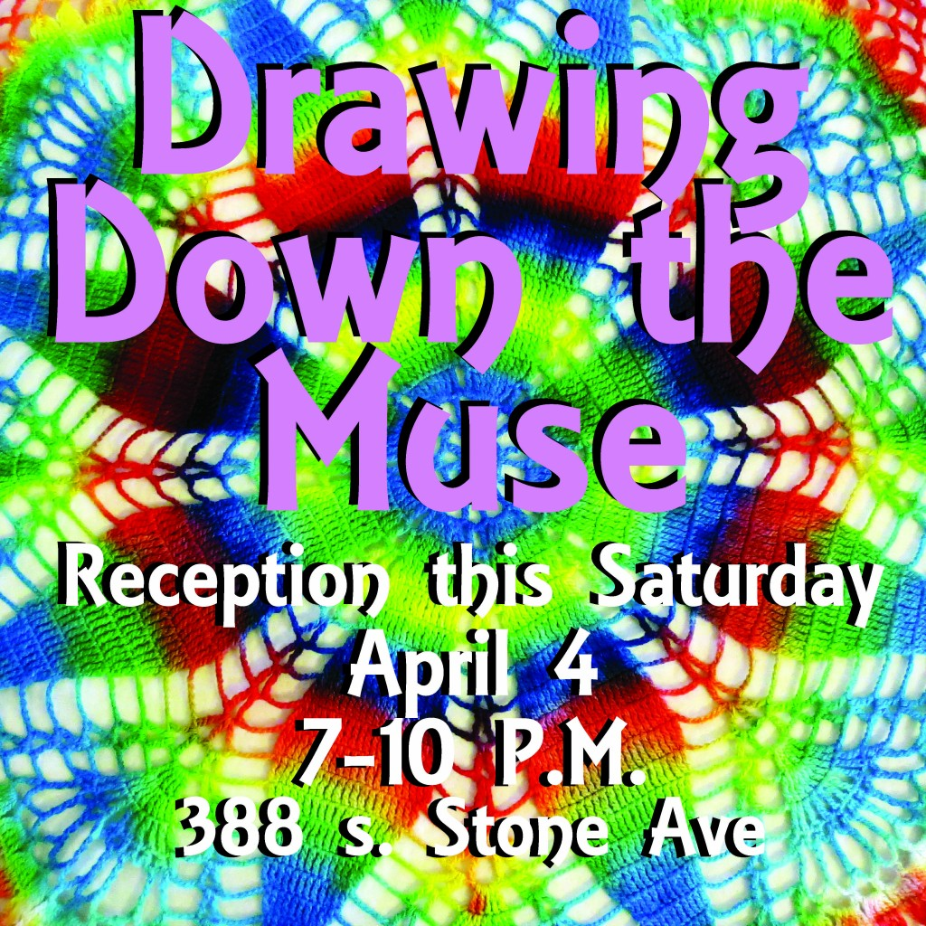 Drawing Down the Muse