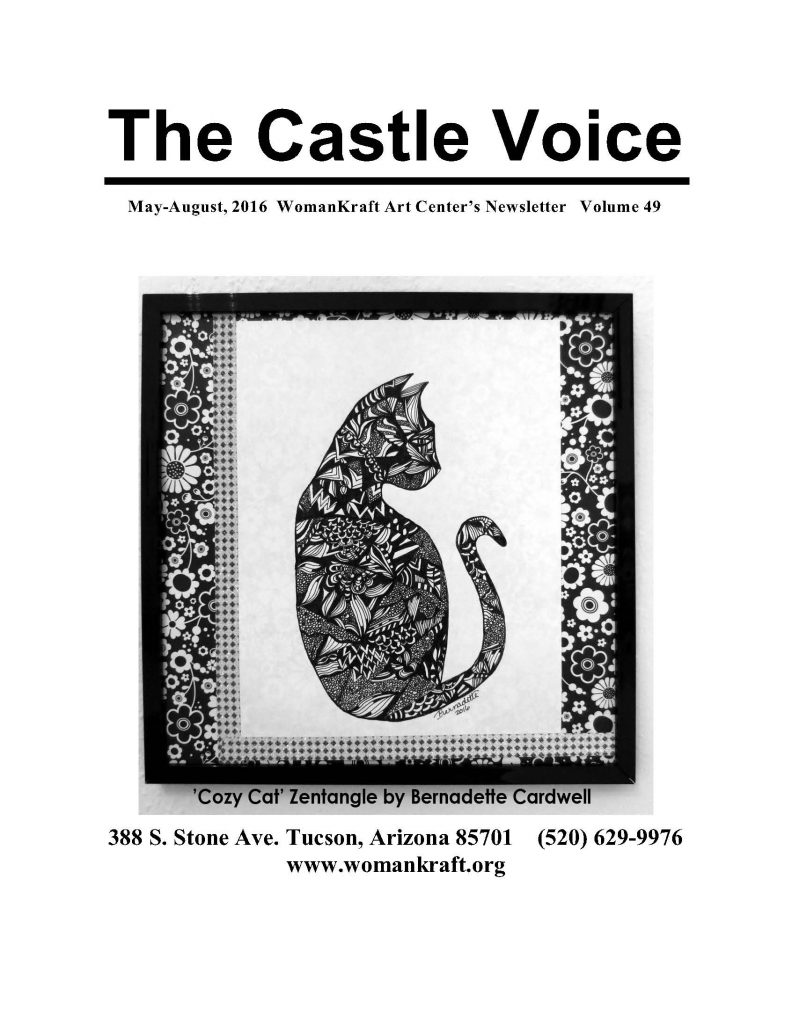 THE CASTLE VOICE NEWSLETTER