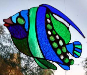 Angel Fish by Susan Roemer-Schmitt