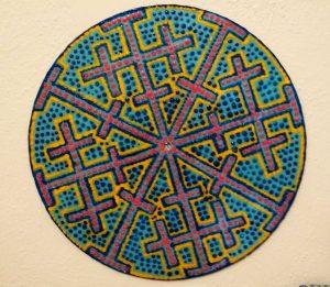 Water Mandala by Tony Di Angelis