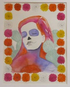 Watercolor by Michelle Fealk