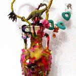 Bestiary Vase by Grace Rhyne