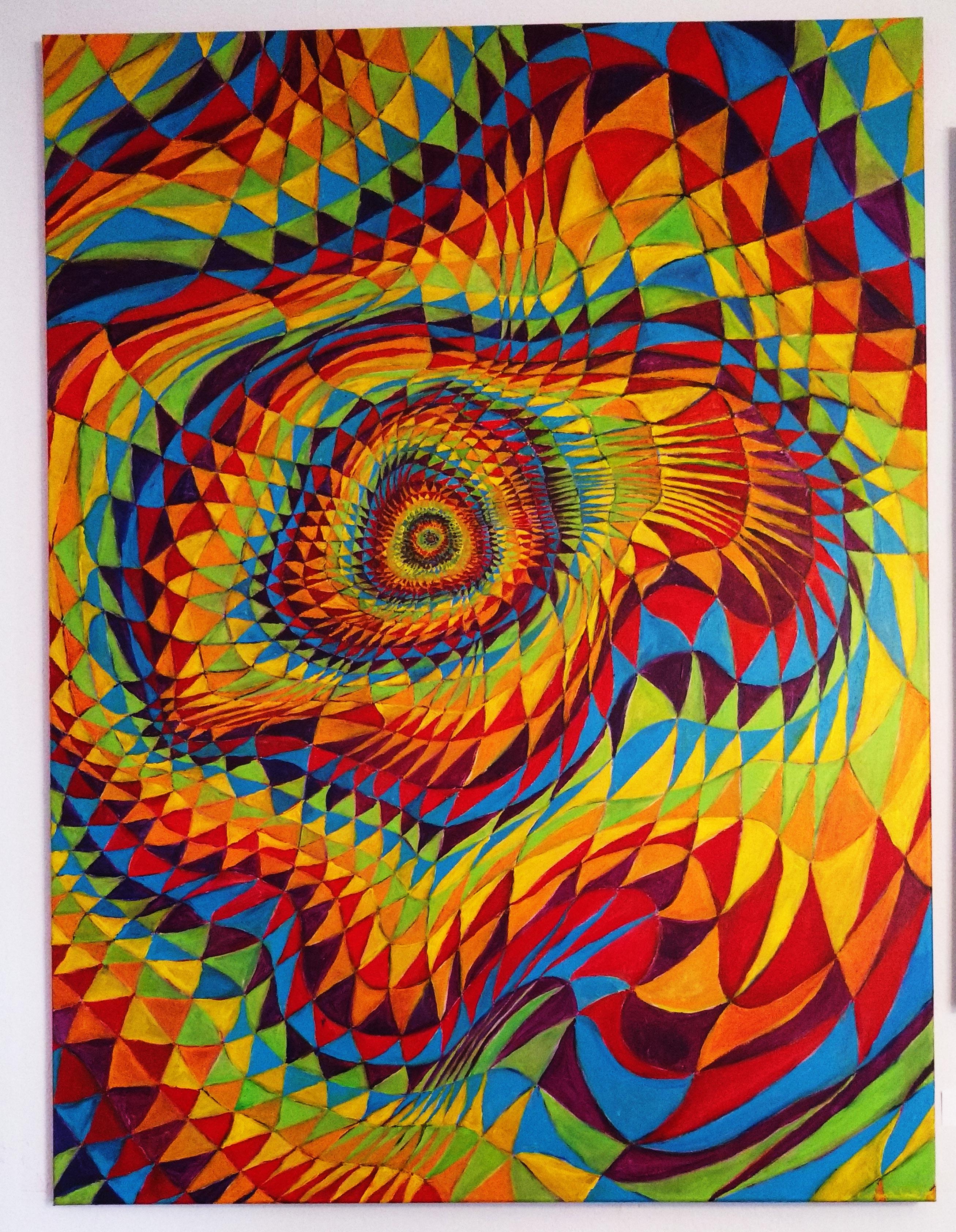 Color  Portal by Carolyn Ambrose