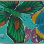 Malachite Butterfly by Misty Tea
