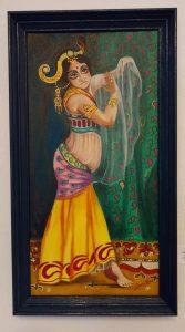 Mata Hari by Lonni Lees