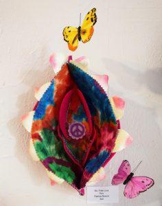 Ms.Free Love Yoni by Patricia Bowne