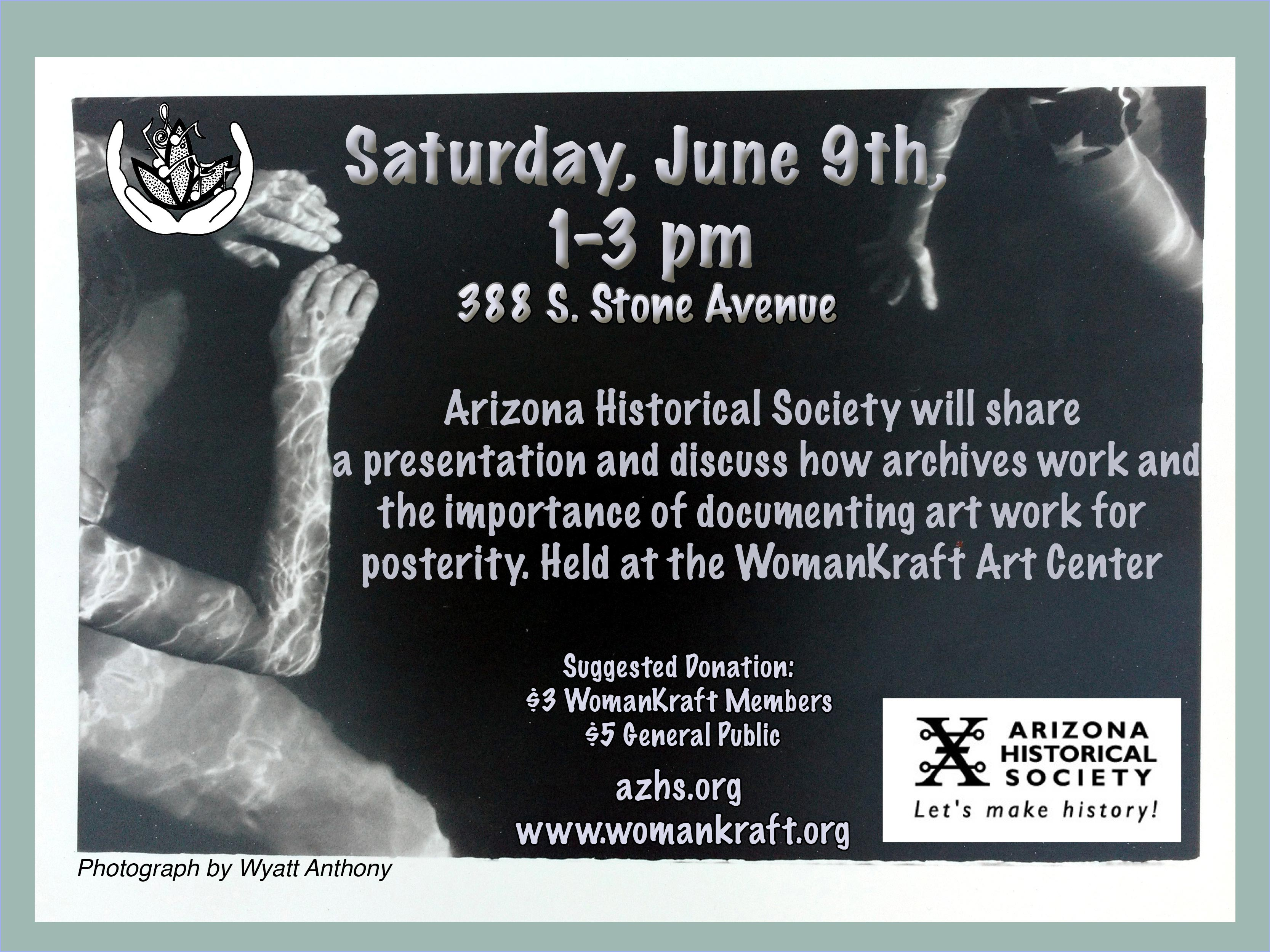 WomanKraft Art Center – Art and Education since 1974 in the Tucson