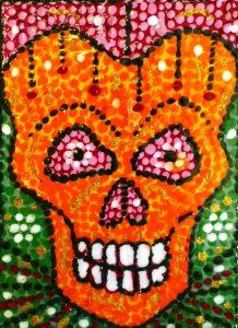 'Mini Muerte' by Tony Di Angelis
