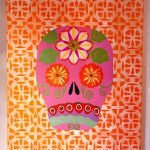 'Day of the Dead Skull' by Debbie Martinez